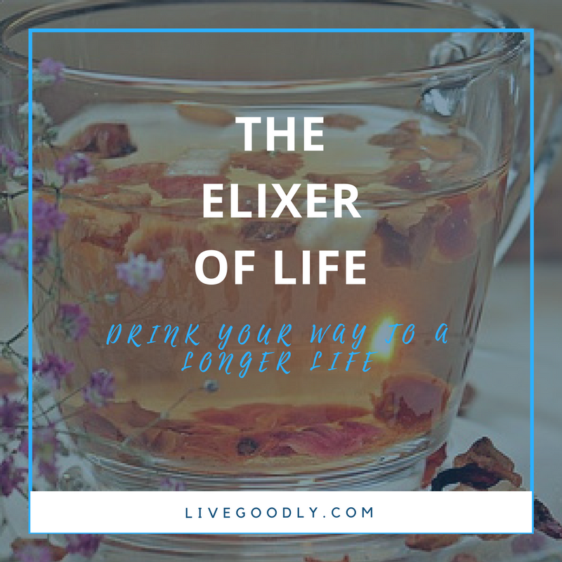 Looking For The Elixir Of Life? 3 Teas For Longer Life