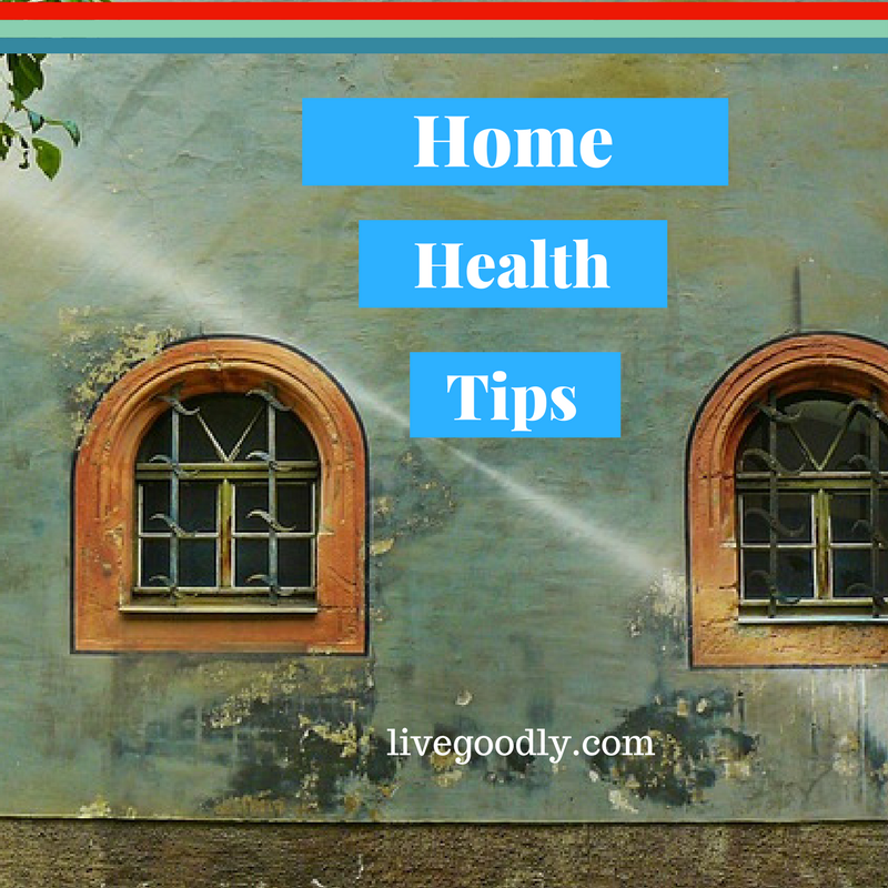 Smart Home Health Tips To Improve Your Well Being Every Day