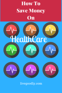 Being healthy shouldn't cost a fotune, find out how to save money on Healthcare