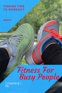 We are all so busy now and it's hard to find time to work out. Here are some fitness tips for busy people to motivate you.