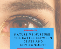 Nature Vs Nurture - The Battle Between Genes And Environment