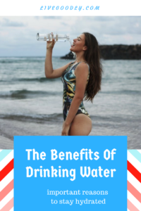 Imortant reasons to drink more water