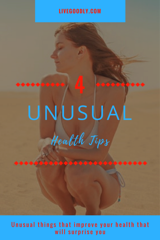 4 unusual tips to improve summer health